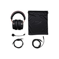 Kingston HyperX Cloud Alpha Gaming Headset - Dual Chamber Drivers