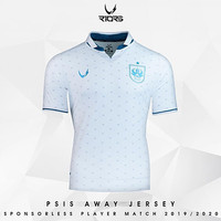 Jersey Original PSIS Semarang Away 2019 2020 Player Match Sponsorless