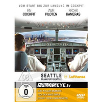 DVD Pilotseye Frankfurt - Seattle