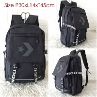 TF900 Tas Ransel Import Backpack Pria/Wanita High Quality Super