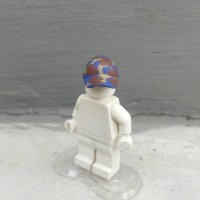 LEGO Custom Minifigures Parts, Camouflage Cap