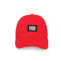 DAMN! I LOVE INDONESIA CAP AUTHENTIC SIGN RED