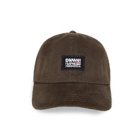 DAMN! I LOVE INDONESIA CAP AUTHENTIC SIGN OLIVE