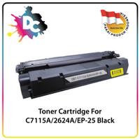 Toner Cartridge Compatible HP C7115A / Q2613A / EP25