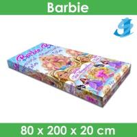 Rivest Sarung Kasur 80 x 200 x 20 - Barbie