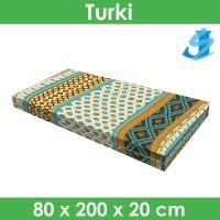 Rivest Sarung Kasur 80 x 200 x 20 - Turki