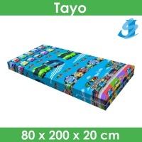Rivest Sarung Kasur 80 x 200 x 20 - Tayo