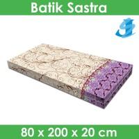 Rivest Sarung Kasur 80 x 200 x 20 - Batik Sastra