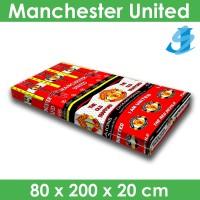 Rivest Sarung Kasur 80 x 200 x 20 - Manchester United