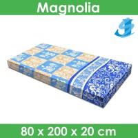 Rivest Sarung Kasur 80 x 200 x 20 - Magnolia