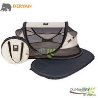 Deryan Travel Sleeping Cot BABY LUXE - Tempat Tidur Bayi Portable