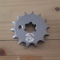 Gear Depan R15 V3 Size 428 : 13T - 16T TK Racing