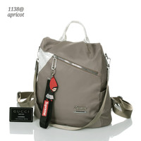 New Arrival... Parasut GUCCI Anti Thief Backpack FBP-1138@