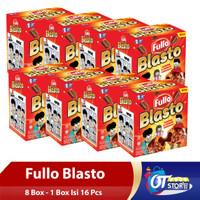 FULLO BLASTO COKELAT 16GR [1 BOX ISI 16PCS] - ISI 8 BOX