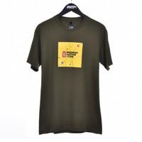 AERO / Men Short Sleeves Tshirt Army Green - Premium Nation Original