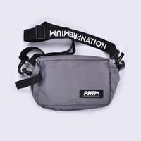 SB.22 / Unisex Sling Bag Grey - Premium Nation Original