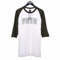 CARTRIDGE / Men Raglan Tshirt Combination - Premium Nation Original