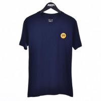NVY WOV PATCH / Men Short Tshirt Navy - Premium Nation Original