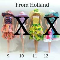 Baju Barbie Holland