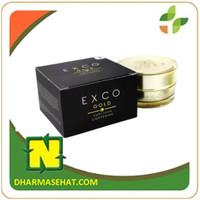 EXCO Gold Night Cream Litheing | Produk Terbaru NASA | Herbal Original