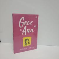 NOVEL BEST SELLER - GEEZ ANN 2