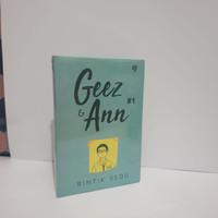 NOVEL BEST SELLER - GEEZ ANN