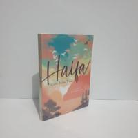 NOVEL BEST SELLER - HAIFA ( CINTA DALAM DIAM)