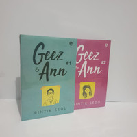 PAKET 2 NOVEL BEST SELLER - GEEZ ANN - 2 BUKU SEKALIGUS