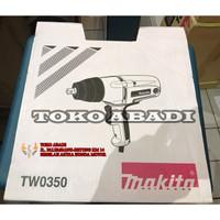 Mesin Pembuka Baut Makita TW 0350 / TW0350 / Impact Wrench 12,7 mm