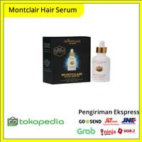 Paket Silver Montclair Hair Serum - Pasti Tumbuh atau Uang Kembali