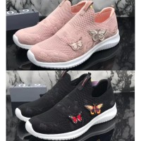 Skechers / Sepatu Wanita / Sepatu Skechers Women Elite Flex Butterfly
