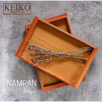 Nampan Kayu / Wood Tray