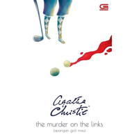 The Murder on The Links (Lapangan Golf Maut) by Agatha Christie