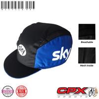 topi sepeda cycling cap topi gowes dryfit terbaik