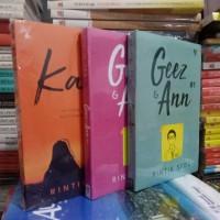 Novel Paket 3 - KATA - GEEZ ANN 1 dan 2 - Rintik Sendu