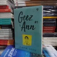 Novel - GEEZ ANN - Rintik Sendu