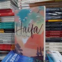 Novel - HAIFA Cinta Dalam Diam - Ariskhurnia