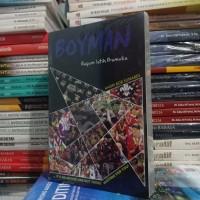 Buku - BOYMAN 1 - Andri Bob Sunardi