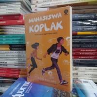 Novel - MAHASISWA KOPLAK - Wisnu Maulana