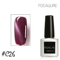 [ C26 ] FOCALLURE UV NAIL GEL - CAT EYES MAGNETIC NAIL GEL