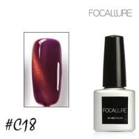 [ C18 ] FOCALLURE UV NAIL GEL - CAT EYES MAGNETIC NAIL GEL