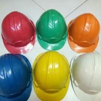 Helm Safety Proyek ULTRA Komplit Inners Dan Tali Dagu