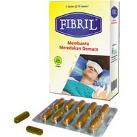 Herbal Fibril Ekstrak Cacing Pereda Demam dan Panas Tinggi Membantu Pe