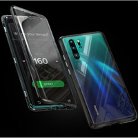 Original Luphie Magnetic 360 Huawei P30 / P30 Pro Front Back Glass