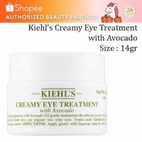 Kiehl s Creamy Eye Treatment with Avocado 14gr Kiehls EYE CREAM KRIM