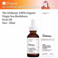 The Ordinary 100 Organic Virgin Sea Buckthorn Fruit Oil 30ml