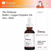 The Ordinary Buffet Copper Peptides 1 30ml