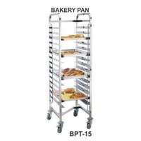 Getra S/S Gastronom/Bakery Trolley BPT15