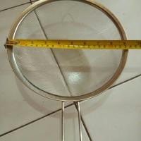 saringan minyak diameter 24cm serbaguna