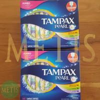 Tampon Tampax Pearl JUMBO Triple Pack 50pcs
